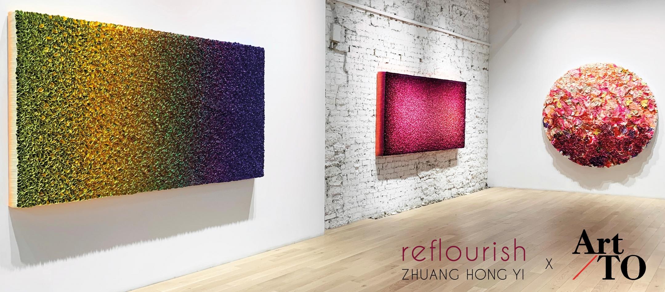Art Toronto  |  Zhuang Hong Yi
