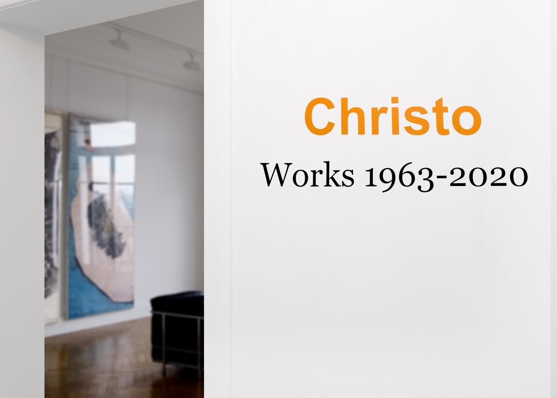 Christo - Works 1963-2020