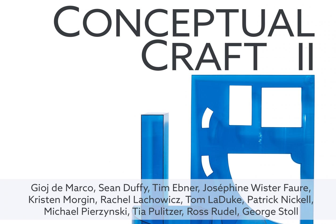 Conceptual Craft II