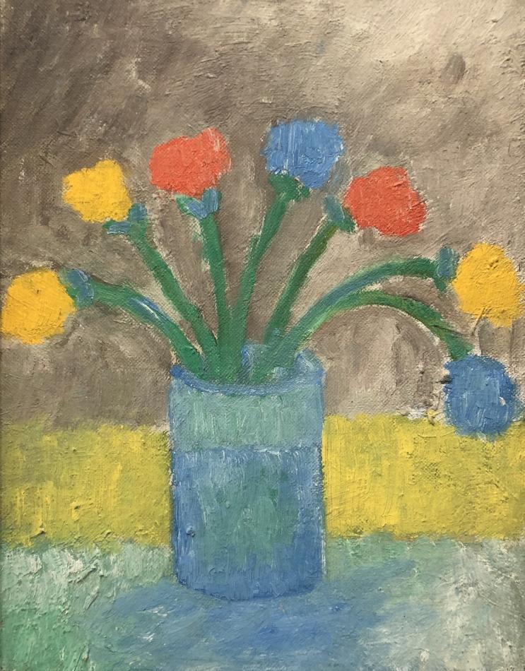 Jan Müller: Flowers