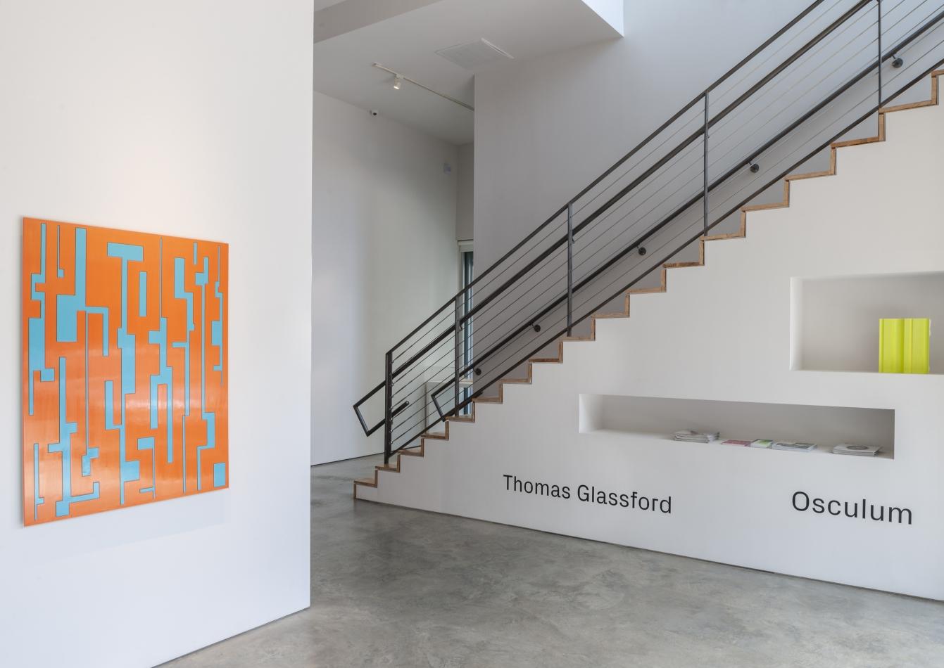 Thomas Glassford. Osculum