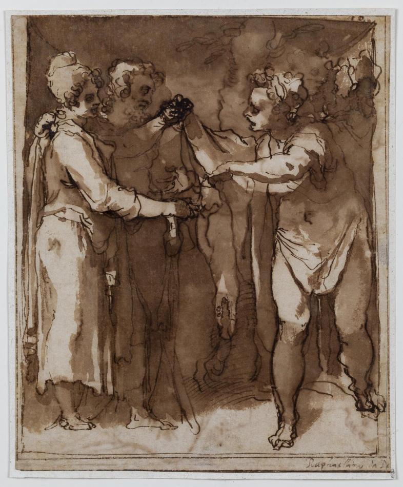 OLD MASTER AND 19TH-CENTURY DRAWINGS ·  W.M. BRADY & CO · RECENT ACQUISITIONS