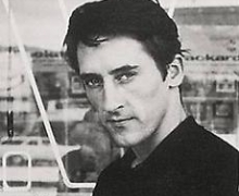 Photograph of Ed Ruscha