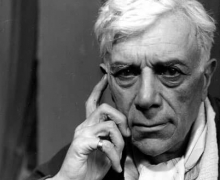Photograph of Georges Braque