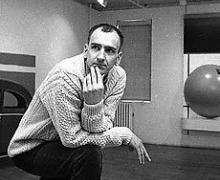 Photograph of Tom Wesselmann