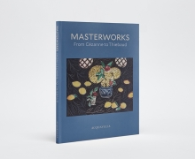 Catalogue cover of Masterworks from Cézanne to Thiebaud