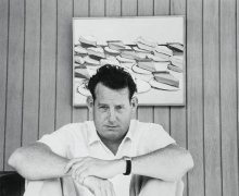Portrait of Wayne Thiebaud