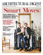 Architectural Digest October, 2015 Cover