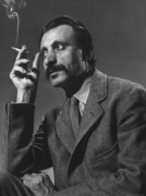 Photograph of Arshile Gorky