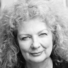 Photograph of Marlene Dumas