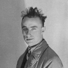 Photograph of Yves Tanguy