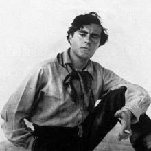 Photograph of Amedeo Modigliani