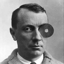 Photograph of Jean (Hans) Arp