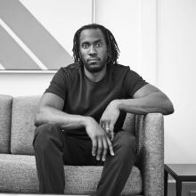 Photo of Rashid Johnson