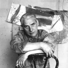 Photograph Willem de Kooning