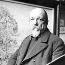 Photograph of Paul Signac