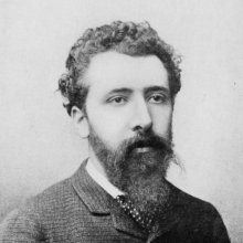 Photograph of Georges Seurat