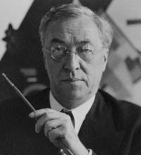 Photograph of Wassily Kandinsky