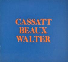 Cassatt, Beaux, Walter
