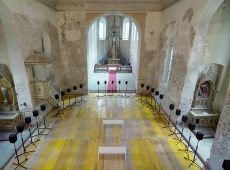 "Janet Cardiff's ""The Forty Part Motet"" in ""Extended Compositions"""