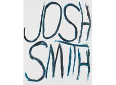 "Josh Smith in ""SMS SOS: Text, Texture, Gesture"""