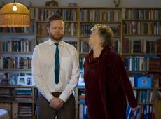 """Ragnar Kjartansson and Glenn Ligon in """"Lines of Flight"""""""