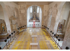 "Janet Cardiff's ""The Forty Part Motet"""