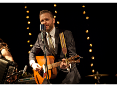 "Ragnar Kjartansson in ""Volcano Extravaganza 2016: I Will Go Where I Don't Belong"""