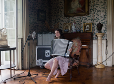 "Ragnar Kjartansson's ""The Visitors"""