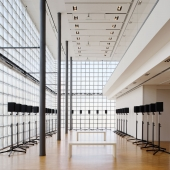 """Janet Cardiff's """"The Forty Part Motet"""""""
