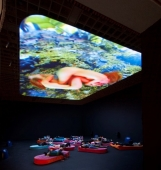 "Pipilotti Rist in ""Heaven, Hell and Earth"""
