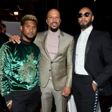 Usher, Swizz Beatz, Chelsea Clinton and More Attend Gordon Parks Foundation Gala