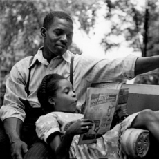 VMFA's Gordon Parks Exhibit Explores an Important 20th Century Black Photographer