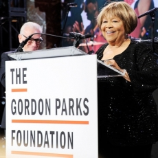 Mavis Staples, Jon Batiste Honored at Gordon Parks Foundation Awards Dinner