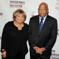Congressman John Lewis, Common, Black Thought, Usher and More Attend Gordon Parks Foundation 2017 Gala