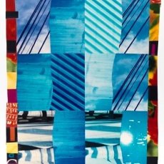 Jack Pierson and Elliott Puckette - Collage