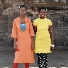 Seydou Keita & Lolo Veleko.  Fashion.