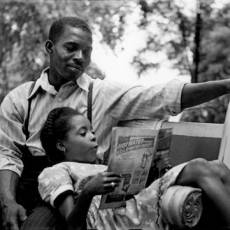 'Gordon Parks: Back to Fort Scott' at VMFA features work by noted Life magazine photographer