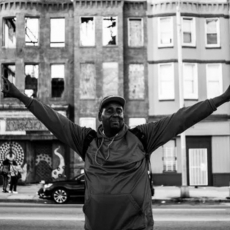 """In """"A Beautiful Ghetto,"""" Devin Allen shoots from the heart"""