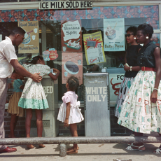 """Gordon Parks: Higher Ground 