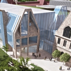 """$25 million grant to support Laboratory Schools arts hall"""