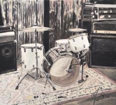 """Music"" - featuring works by Alexandria Tarver, Farrah Karapetian, and Paul Fusco"