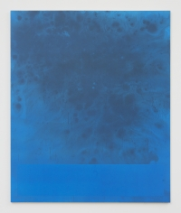 Sayre Gomez_Untitled Painting In Blue