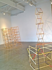 JOSÉE DUBEAU | LIGHT DISTANCE | INSTALLATION VIEW | PATRICK MIKHAIL GALLERY | OTTAWA | 2012