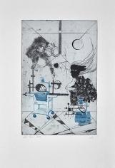 Ofri Cnaani, Projection Room II, 2012