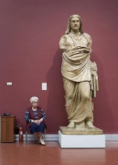 Andy Freeberg, Statue of Mausolos, the Ruler of Karia, 377-355 B.C., Pushkin State Museum of Fine Arts, 2008