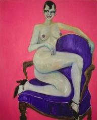 Josephine, 2008 Oil on canvas