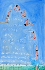 Bette Blank, The Diver, 2006