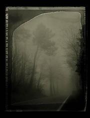 Strada con nebbia verso luca (from the Eternita series), 1995-2004