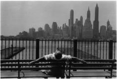 Louis Stettner, Promenade, Brooklyn, NY, 1954